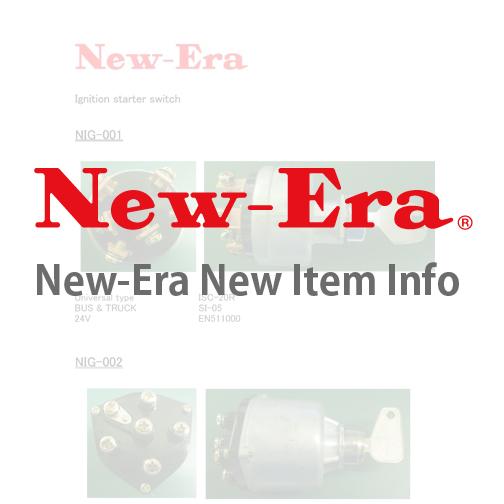 New-Era New Item Info