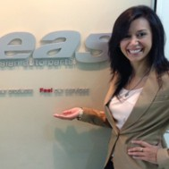 We are excited to announce a new addition to our Global sales team, Ms. Karina Barahona.