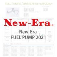 New-Era FUEL PUMP Catalogue2021