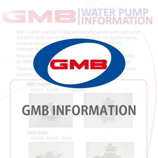 GMB INFORMATION