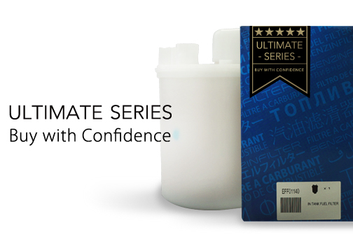 ULTIMATE SERIES : Fuel Filters