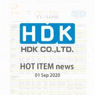 HDK HOT ITEM news 2020